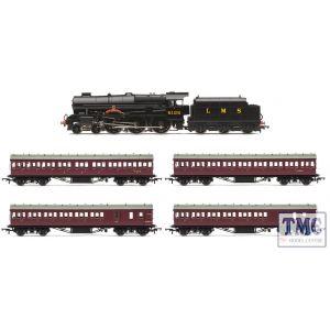 R3797 Hornby OO Gauge Workers Return Train Pack
