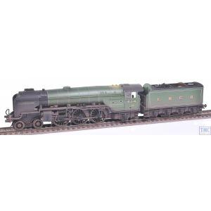 R3833 Hornby OO Gauge LNER Thompson Class A2/3 4-6-2 514 'Chamossaire' - Era 3