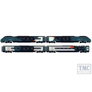 R3952 Hornby OO Gauge Avanti West Coast Class 390 Pendolino Train Pack – Era 11