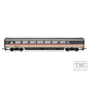 R40005 Hornby OO Gauge BR Mk3 Trailer Guard Standard Coach A 44055 - Era 8