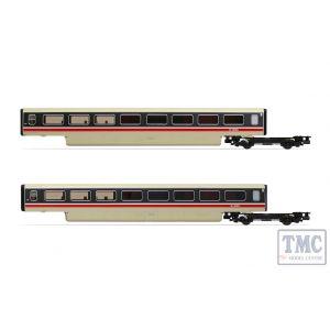 R40012 Hornby OO Gauge BR Class 370 Advanced Passenger Train 2-car TRBS Coach Pack 48403 + 48404 - Era 7