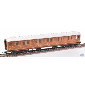 R4174 Hornby OO Gauge LNER 61ft 6in Corridor 1st Class Sleeper Coach 1208