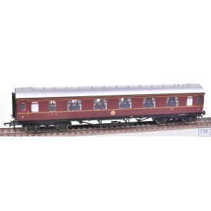 R4230B Hornby OO Gauge LMS Period 3 Corridor 1st Class Coach (Pre-owned)