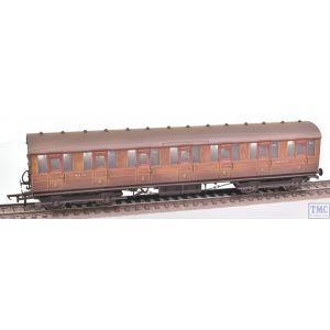 R4233B Hornby OO Gauge Hornby LMS Standard Period 3 Full Brake Coach no.30992 (Pre-owned)
