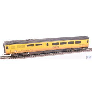 R4909 Hornby OO Gauge Network Rail Mk3 New Measurement Train Staff Coach 977984 Weathered by TMC