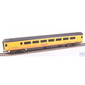 R4911 Hornby OO Gauge Network Rail Mk3 New Measurement Train OHPL Test Coach 977993 Weathered by TMC