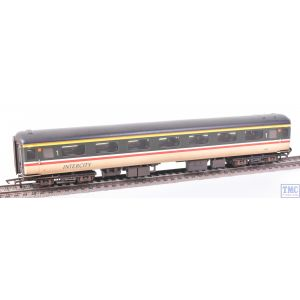 R4920A Hornby OO Gauge BR Intercity Mk2F First Open Coach 3295 (Era 8) VALUE Weathered by TMC