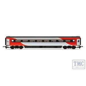 R4931E Hornby OO Gauge LNER Mk3 Trailer Standard Open Coach E 42191 - Era 11