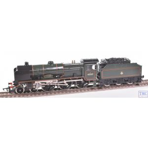 R578 Hornby OO Gauge 4-6-0 Patriot 45537 Private E Sykes BR Grn E/Emb (Tender Drive) Coal Crew & High Gloss Finish by TMC (Pre-o