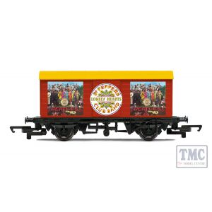 R60008 OO Gauge (1:76 Scale) The Beatles ÔSgt. Pepper's Lonely Hearts Club Band' Wagon