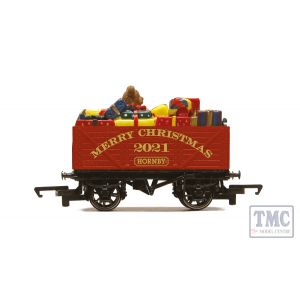 R60015 OO Gauge (1:76 Scale) Christmas Wagon 2021