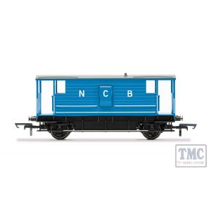 R60039 OO Gauge (1:76 Scale) 20T NCB (Ex LMS) Brake Van Ð Era 6