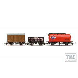 R60048 OO Gauge (1:76 Scale) Tripple Wagon Pack