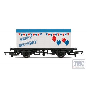 R60058 OO Gauge (1:76 Scale) Hornby Birthday Wagon