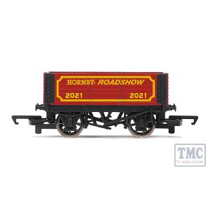 R60059 OO Gauge (1:76 Scale) Hornby 2021 Roadshow Wagon