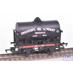 R6064 Hornby OO Gauge Tank Wagon Crichtons Oil Company 47 (Harburn Hobbies)(Mint)(Pre-owned)