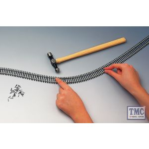 R621 OO Scale Flexible Track (970mm)