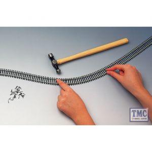 R621 Hornby OO Gauge Flexible Track (970mm) Box of 24