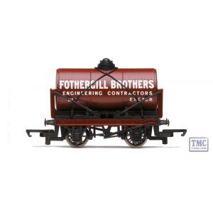 R6569 Hornby HO/OO Gauge Fothergill Bros 12 Ton Tanker