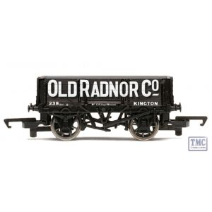 R6662 Hornby HO/OO Gauge Old Radnor 4 Plk Wagon