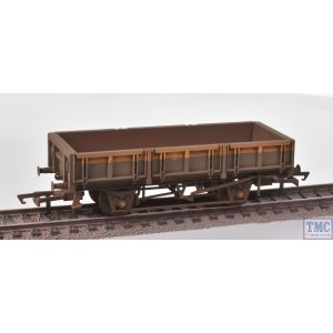 38-273 Bachmann OO Gauge BR 22T 'Presflo' Cement Wagon 'Blue Circle Cement' Yellow
