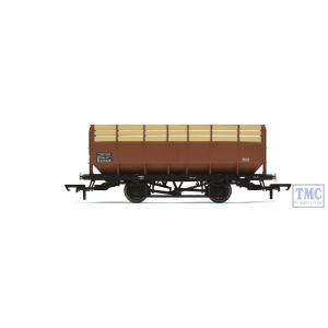 R6837 Hornby OO Gauge 20T Coke Wagon, British Rail - Era 6