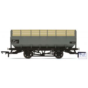 R6838 Hornby OO Gauge 20T Coke Wagon, British Rail - Era 6