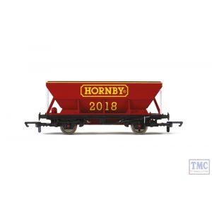 R6880 Hornby OO Gauge HEA Hopper Wagon, Hornby 2018