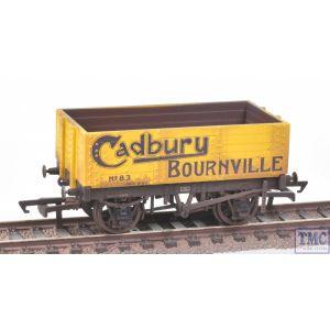 R6902 Hornby OO Gauge 6 Plank Wagon