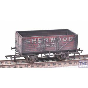 R6903 Hornby OO Gauge 7 Plank Wagon
