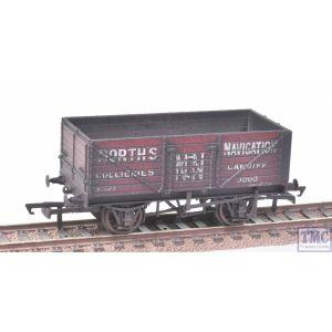 R6904 Hornby OO Gauge 7 Plank Wagon