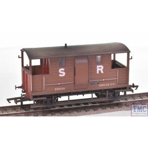 R6913A Hornby OO Gauge SR 24T Diag. 1543 Goods Brake Van 55009 - Era 3