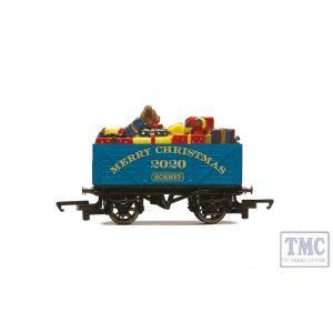R6988 Hornby OO Gauge Hornby Christmas Wagon - 2020