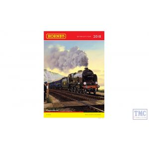R8155 Hornby OO Gauge 2018 Catalogue