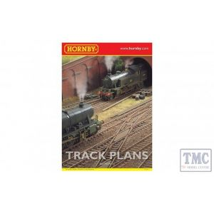 R8156 Hornby OO Gauge Track Plans Book