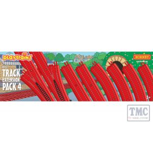 R9337 Hornby Playtrains Track Extension Pack 4