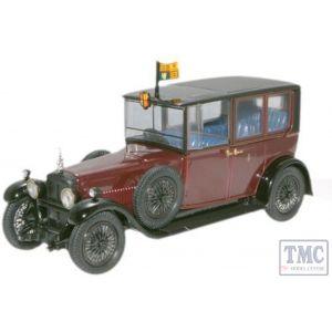 RD001 Oxford Diecast O Gauge Royal Daimler King George V (Sandringham)