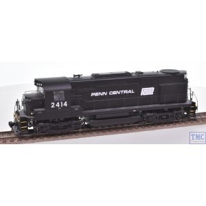 920-31360 Walthers Proto 2000 HO Gauge (US Outline) RS27 Loco 2414 Penn Central Black DCC Sound Fitted