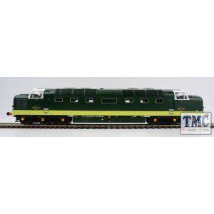 5503 Heljan   Class 55 O gauge - BR green SYP