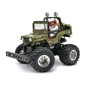58242 Tamiya Radio Control Wild Willy 2 WR-02