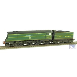 Hornby OO Gauge 'Sir Frederick Pile' s21C158 Battle of Britain Class BRITISH RAILWAYS Real Coal & Weathered by TMC