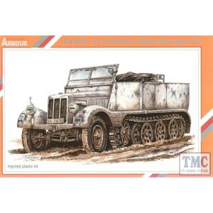 Special Armour 1:72 Sd.Kfz. 11 Leichter Zugkraftwagen 3t No SA72002 (Pre owned)