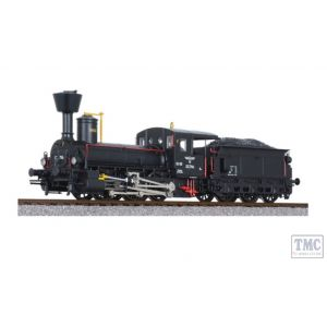 L131962 Liliput HO Scale Tender Locomotive 671 53 7116 DR Ep.II