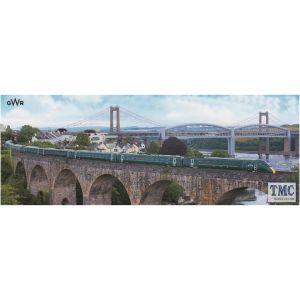 Gaugemaster GM2000103 GWR Class 800 IET Premium Train Set