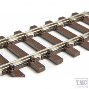 SL-108F Peco OO/HO Gauge Code 75 Streamline Bullhead Flexible Track Wooden Sleeper Box of 25 - 1 yard lengths (91.5cm)