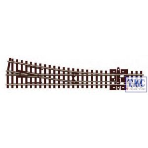 Peco SL-U395F N Gauge Streamline Code 55 Right Hand Medium Turnout Unifrog