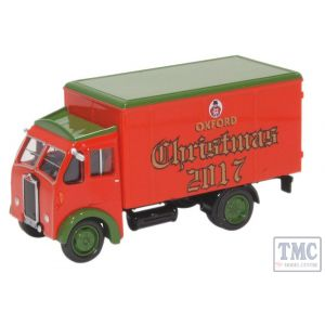 SP133 Oxford Diecast O Gauge Albion Victor Christmas 2017