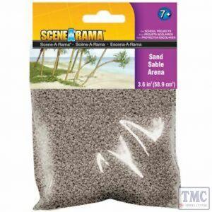 SP4189 Woodland Scenics Scenic Bag of Sand (58.9 cm3)