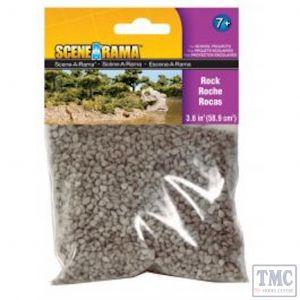 SP4191 Woodland Scenics Scenic Bag of Rock (58.9 cm3)