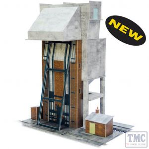 A12 Superquick OO/HO Coaling Tower - Card Kit